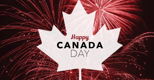 曼省华人共度加拿大国庆节