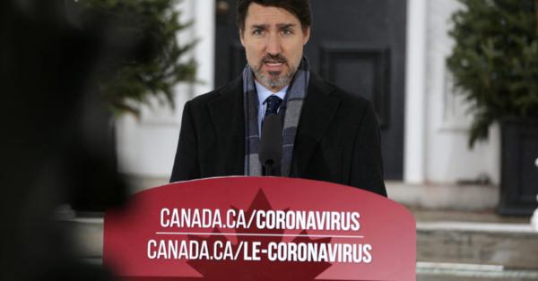 【紧急】加拿大总理宣布关闭边境